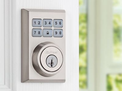 Control Access To Your Home